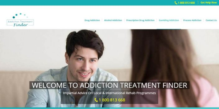 Addiction Treatment Finder