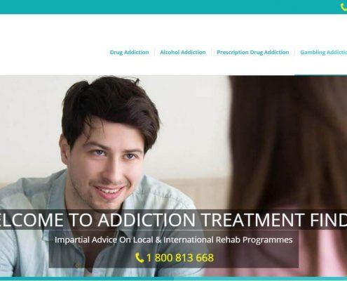 Addiction Treatment Finder